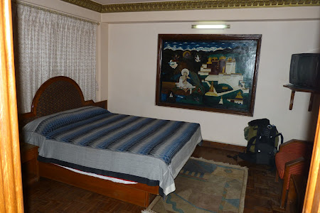 International Guest House interior