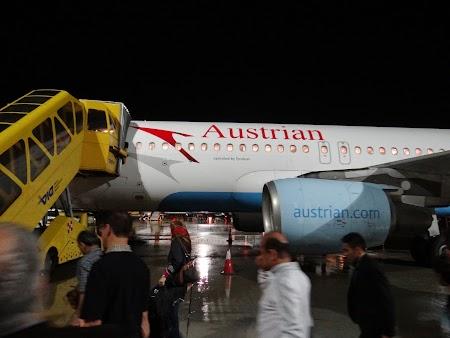01. Austrian Airlines, Viena - Teheran.JPG