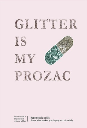 glitter prozac