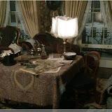 Holmes' Wohnzimmer