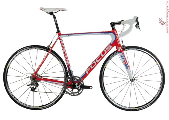 Focus IZALCO TEAM REPLICA KATUSHA