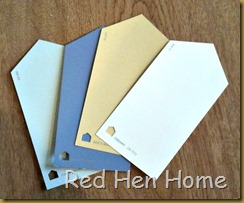 Red Hen Home office palette