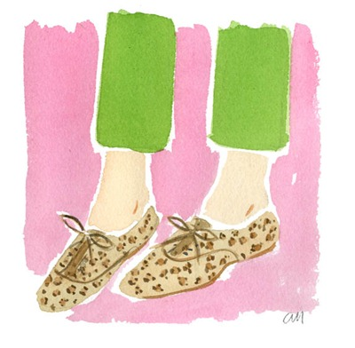 Watercolor Illustration | Caitlin McGauley