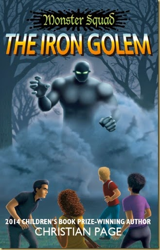 Monster Squad The Iron Golem cover - Thoughts in Progress