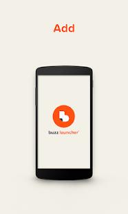 Buzz Launcher-Smart&Free Theme - screenshot thumbnail