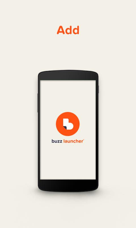 Buzz Launcher-Smart&Free Theme - screenshot