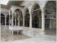 Гарем дворца Топкапы. Стамбул.