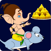 Ganpati Mouse Run Game