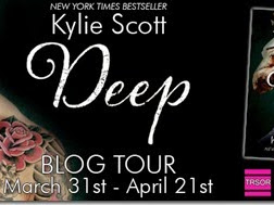 Blog Tour: Deep (Stage Dive #4) by Kylie Scott + Teaser, Excerpt and GIVEAWAY