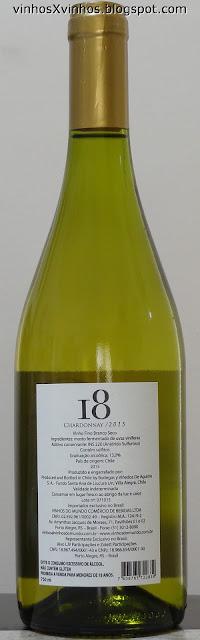 18 Chardonnay