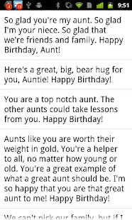 Birthday Messages - screenshot thumbnail