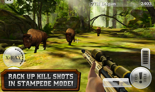 DEER HUNTER RELOADED- screenshot thumbnail