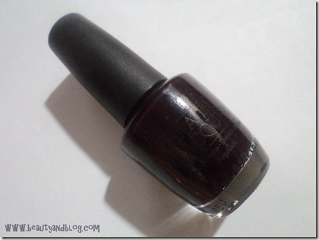 Freshly Shopped: StyleCraze Haul & Review OPI Lincoln Park After Dark