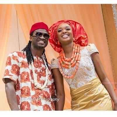 paul okoye traditional wedding video