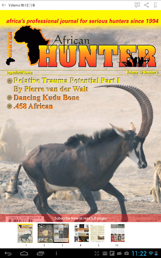 【免費運動App】The African Hunter-APP點子