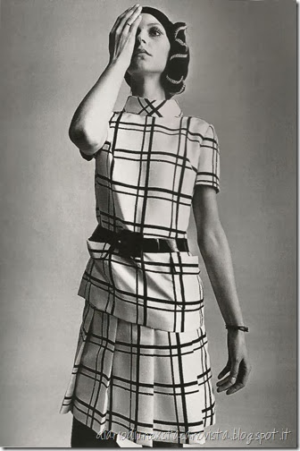 mod sixties fashion