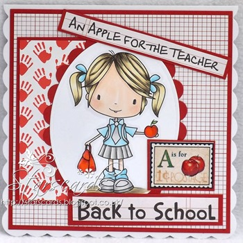 Eileen - back to school