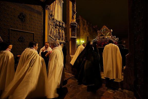 Processó del Sant Enterrament, Setmana Santa,Tarragona, Tarragonès, Tarragona