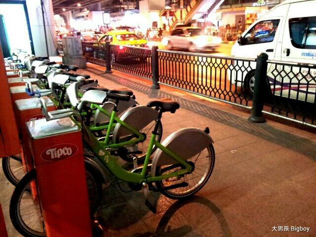 曼谷出租單車