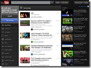 YouTube di colore nero con lo script Youtube Black Theme