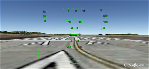 google earth simulador de voo