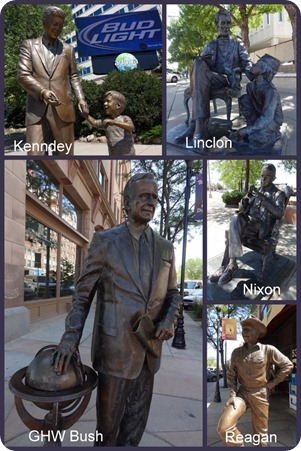 Rapid City Walk of Presidents
