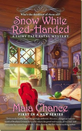 Snow White Red Handed cover