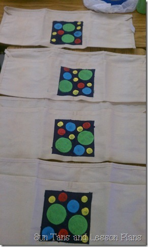 Suntans And Lesson Plans Seat Sacks For Under 1