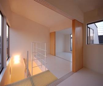 DISEÑO-INTERIOR-HABITACIONES-Casa-JAPONESA-Takeshi-Hamada