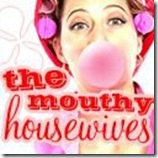 mouthy housewives logo