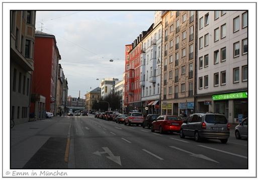 Paul Heyse Strasse Munich