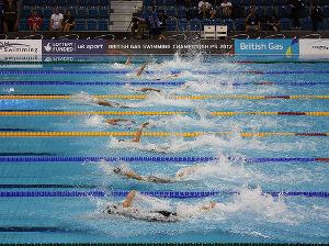 British Gas British Swimming Championships 2012