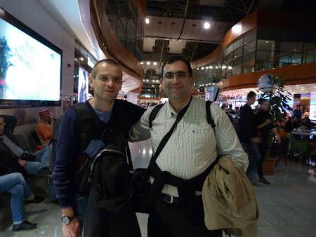 Intalnire la Istanbul cu Adelin Petrisor