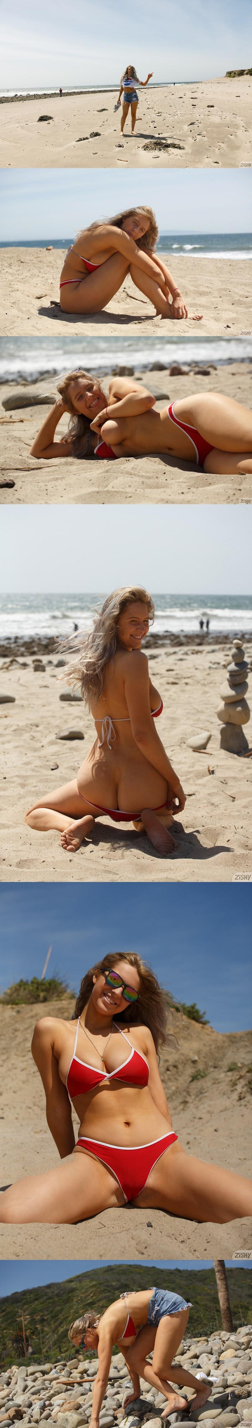 1-[Zishy] Maddie Crump - Stoney Beach