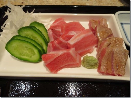 Norio on wine and food super frozen otoro from fish for for Frozen fish for sushi