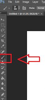Hướng dẫn load và sử dụng Brush trong Photoshop