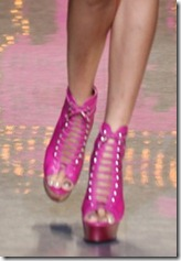 Betsey Johnson Spring 2012 Bootie ShoesNBooze