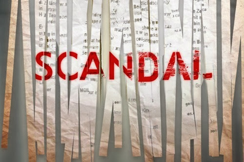 Scandal Sunday #6–New Years Resolutions