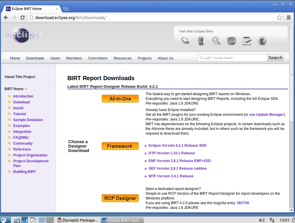 Installing Birt Viewer Server In Addition To Birt Study Designer 1