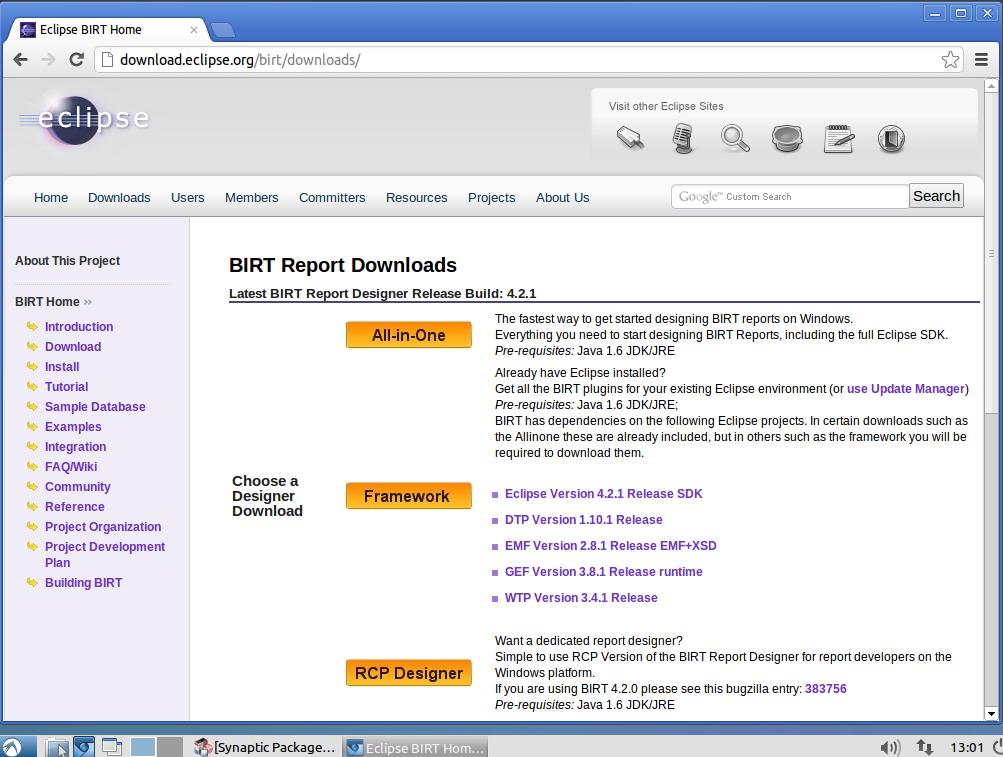Installing Birt Viewer Server In Addition To Birt Study Designer 5