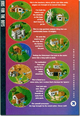 The Settlers Amiga power 01