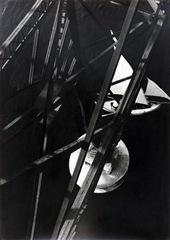 László Moholy-Nagy - View from Pont Transbordeur - Marseille - 1929