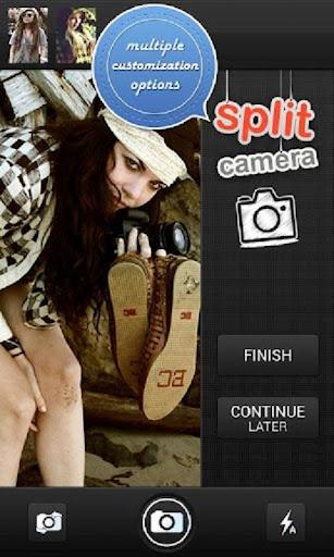 Camera Split app