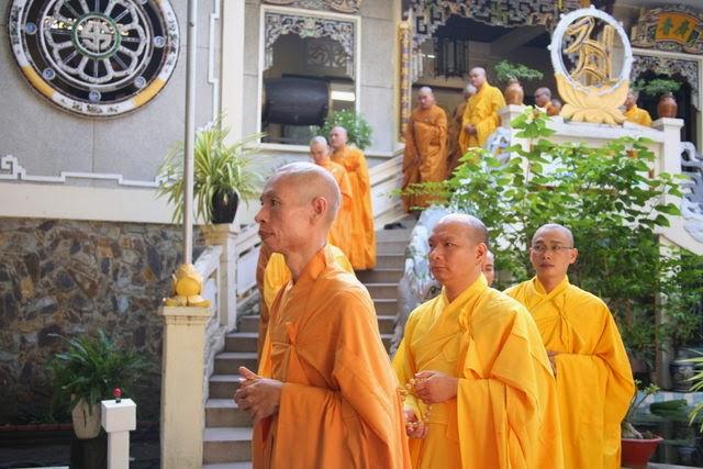 IMG 1685 Đại lễ Phật đản PL 2557 tại Tu viện Quảng Hương Già Lam