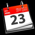 Calendario Laboral 2012 logo