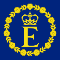 Personal flag of Queen Elizabeth II