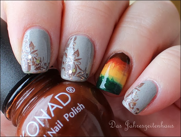 Herbst Nageldesign