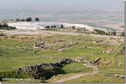 Hierapolis view from east, tb041305832