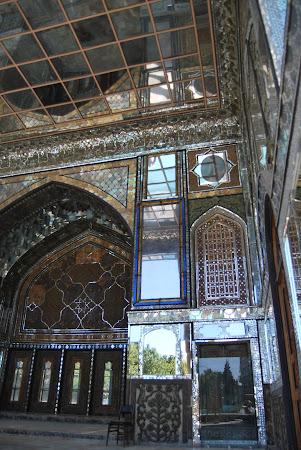 Monumente Iran: Palatul Golestan Teheran