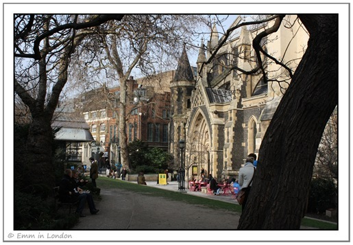 Southwark Cathedral 2